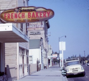 Pyrenees French Bakery with Universal Hotel