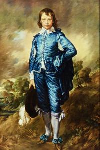 Blue Boy by Thomas Gainsborough