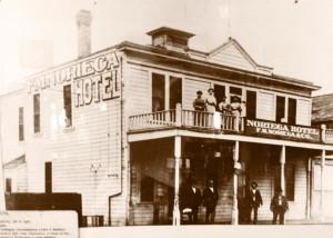 Noriega Hotel - F.M. Noriega & Co.