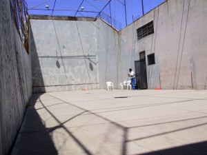 Noriega handball court