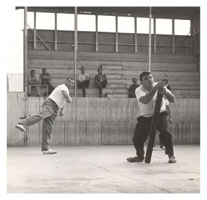 Jean Lorda & Jeannot Arrayet - circa 1955 Sunset Magazine