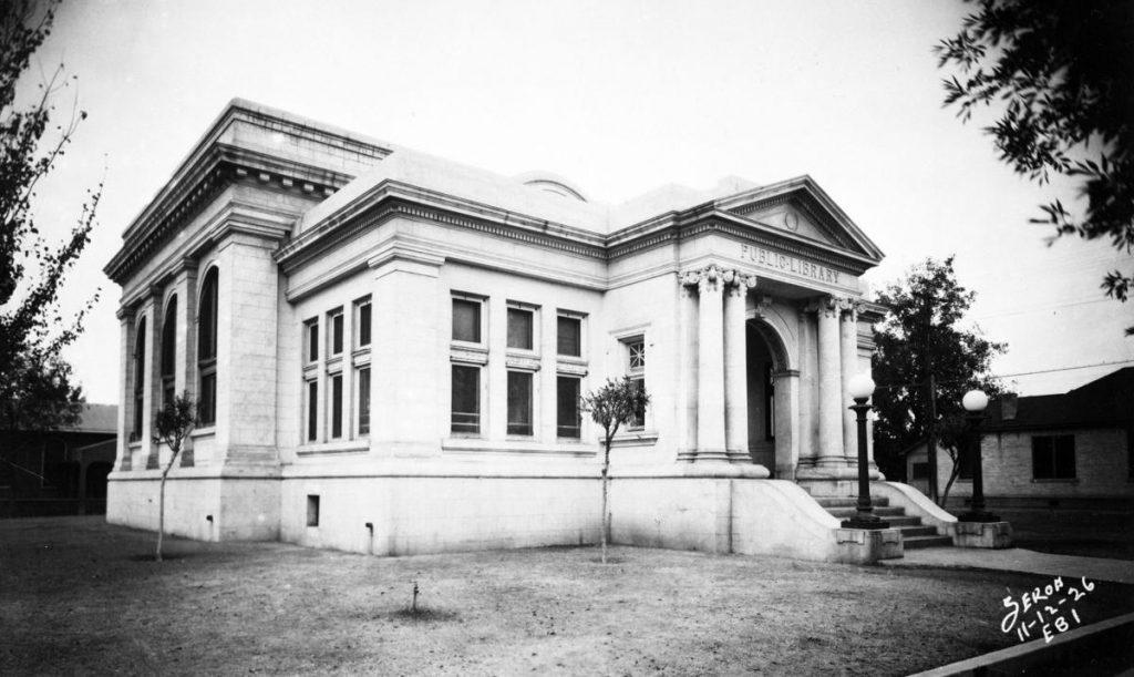 Baker Street Library 1926