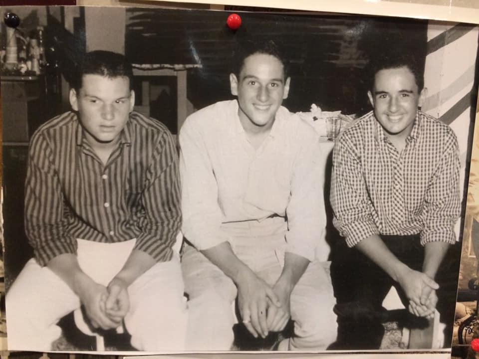 Frank Amestoy, Louie Ollivier, Frank Mailtia Jr