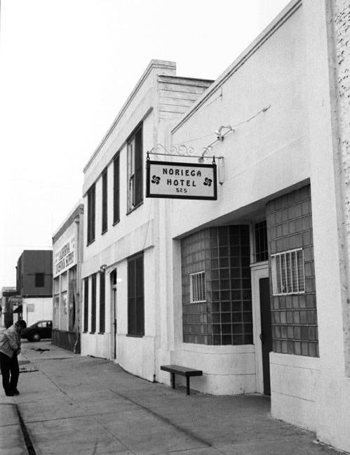 Noriega Hotel 525 Sumner