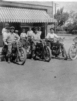 George Snider started Snider's bike